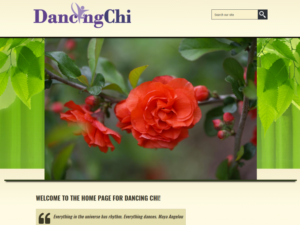 Dancing CHi Website